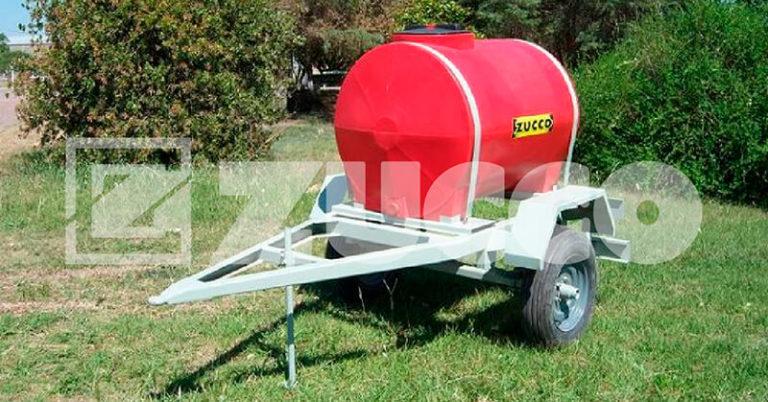 Acoplado Tanque de 1000 litros
