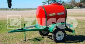 Acoplado Tanque 1500 litros