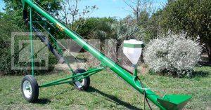 Sinfín cargadores de semillas